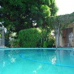 Süsswasserpool in der Casa particular